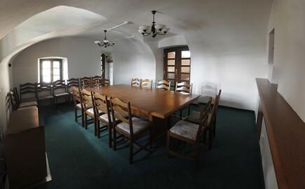 Zasedací místnosti